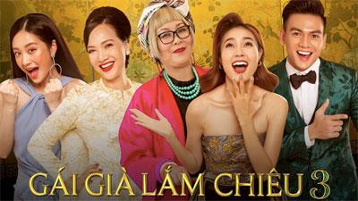 'Gái già lắm chiêu 3' lọt top 5 phim Việt ăn khách nhất mọi thời đại