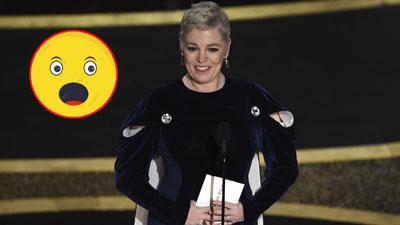 Cựu chủ nhân tượng vàng Oscar Nữ chính xuất sắc nhất tấu hài chuyện phòng the: 'Năm ngoái được giải xong tôi hạ sinh đến 3 lần'