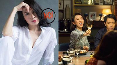 Mỹ Tâm phủ nhận tin đồn góp mặt trong phim 'Tiệc trăng máu' của đạo diễn Nguyễn Quang Dũng