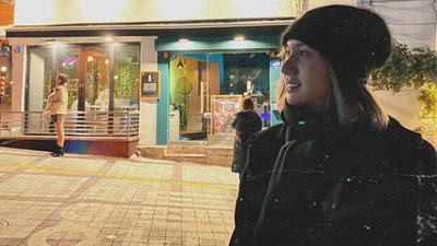 Lynk Lee khoe loạt ảnh check in ở quán nhậu Danbam trong phim 'Tầng lớp Itaewon'