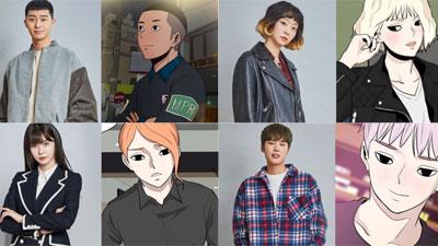 Tầng lớp Itaewon: Nam - nữ chính như bước ra từ truyện tranh, dàn nữ phụ xinh đẹp hơn hẳn