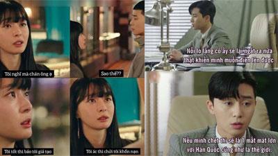 Tầng lớp Itaewon (Itaewon Class): Vì nhớ phim quá nên fan chế ảnh Park Sae Ro Yi và Son Yi Seo ngập tràn không gian mạng