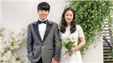 'Hi Bye, Mama' tung bộ ảnh cưới ngọt ngào của Kim Tae Hee bên trai trẻ, Bi Rain liệu có nổi cơn ghen?