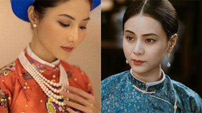 'Phượng Khấu': Nhan sắc xinh đẹp của sao nữ kém tiếng thế vai Hoàng hậu tranh sủng từ Diễm My 9X