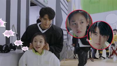 'Lê hấp đường phèn': Trong phim thì đàn áp Ngô Thiến, ở hậu trường Trương Tân Thành lại phải làm 'con sen' cho cô nàng