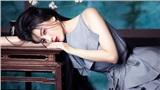 Bỏng mắt ngắm Cao Thái Hà đầy quyến rũ, ma mị trong bộ ảnh mới