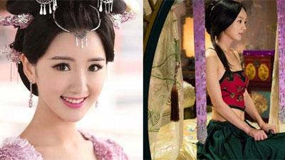 Mỹ nữ phản diện: Địch Lệ Nhiệt Ba - Mao Hiểu Đồng đẹp mê mẩn nhưng đóng cảnh 18+ gây đỏ mặt thì chỉ có Triệu Lệ Dĩnh