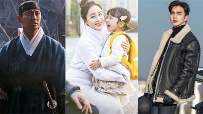 Các phim Hàn Quốc hot nhất hiện tại: Kingdom 2, Hospital Playlist hay Memorist?