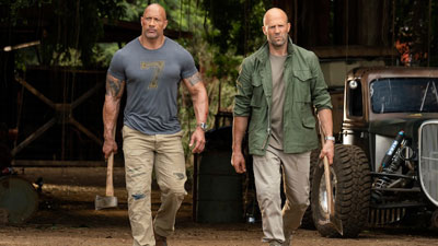 The Rock - Dwayne Johnson xác nhận rằng 'Hobbs & Shaw' sẽ có phần 2