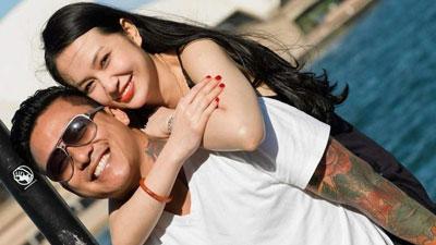 6 năm ngày cưới, Tuấn Hưng viết tâm thư gửi Hương Baby khẳng định mình là người may mắn