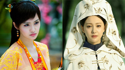 Trịnh Sảng làm mỹ nữ cổ trang: Đẹp mê mẩn khi yêu Lưu Khải Uy nhưng đóng cùng Dương Mịch - Địch Lệ Nhiệt Ba mới xuất sắc