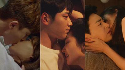 Những nữ chính táo bạo, chủ động 'đòi' lên giường với bạn trai khiến người xem cũng phải đỏ mặt: sốc nhất là Park Min Young trong 'Trời đẹp em sẽ đến'