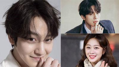 Kim Bum tái xuất, làm anh em hồ ly với Lee Dong Wook, quyến rũ Jo Bo Ah trong siêu phẩm mới