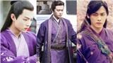 Nam thần Hoa ngữ trong trang phục 'tím lịm tìm sim': Nhậm Gia Luân - Đặng Luân cuốn hút, Tiêu Chiến khiến fan 'đứng hình'