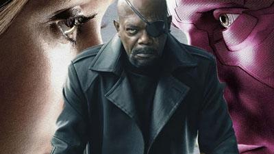 Nick Fury sẽ xuất hiện trong phim và series nào thuộc phase 4 của MCU?