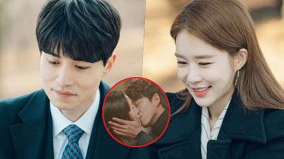 Phản ứng của Lee Dong Wook và Yoo In Na trước những cảnh hôn ngọt ngào trong phim Goblin
