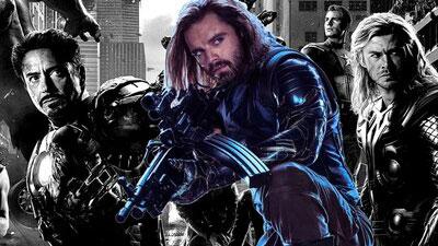 Sebastian Stan khẳng định 'The Avengers 5' còn lâu mới xuất hiện!