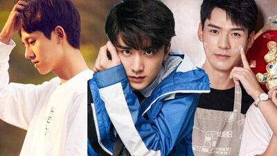 3 nam thần thanh xuân gây bão 2020: Trương Tân Thành, Cung Tuấn và Trương Diệu