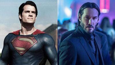 Những nhân vật 'lì lợm' khó đánh bại nhất trên màn ảnh rộng: Từ Superman đến sát thủ John Wick