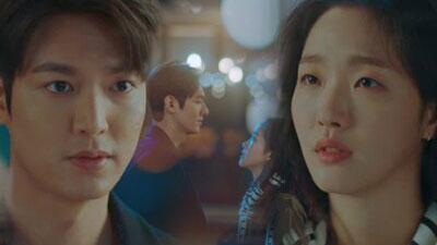 'Quân vương bất diệt' tập 2: Lee Min Ho cầu hôn Kim Go Eun và muốn lập hoàng hậu ngay lập tức?