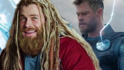 Tại sao 'Thor: Love & Thunder' nên giữ Thần sấm phiên bản mũm mĩm?