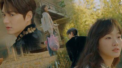 'Quân vương bất diệt' tập 3: Lee Min Ho chia tay Kim Go Eun để trở về thế giới cũ?