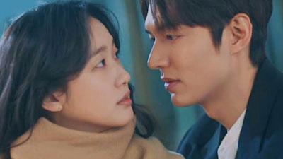 Quân vương bất diệt tập 4: Kim Go Eun 'sốc tận óc' vì nhảy sang thế giới song song của Lee Min Ho?