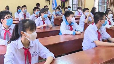 Bộ tiêu chí trường học an toàn phòng, chống dịch Covid-19