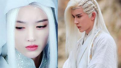 Những ngôi sao để tóc trắng đẹp nhất trong phim cổ trang Trung Quốc