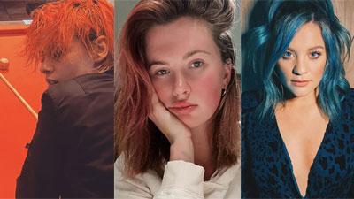9 ngôi sao Hollywood tranh thủ cách ly nhuộm tóc sáng màu như idol Kpop