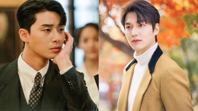 Những điểm chung giữa hoàng đế Lee Min Ho và phó chủ tịch Park Seo Joon: Đôi ta hợp nhau đến như vậy cũng chỉ vì hai chữ giàu và đẹp