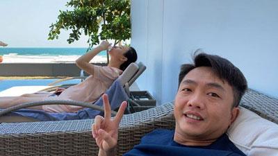 Cường Đô la Lỡ miệng để lộ chuyện bà xã Đàm Thu Trang sắp sửa sinh con?