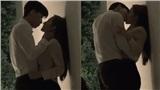Cảnh hôn nồng nhiệt chưa từng tiết lộ trong 'Thư ký Kim': Park Seo Joon áp sát người Park Min Young, cả trong hậu trường cũng không buông