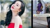 'Cửu Châu Hộc Châu phu nhân': Dương Mịch bị quay lén trên phim trường, máy quay đặt ở dưới váy