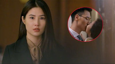 'Tình yêu và tham vọng': Linh mất tất cả, bị Minh mắng không xứng đáng, lại còn chứng kiến Phong hôn người phụ nữ khác