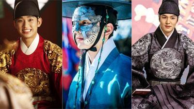5 vị vua họ Lee trên màn ảnh Hàn: Lee Min Ho gây tranh cãi, Park Bo Gum và Kim Soo Hyun được khen ngợi hết lời