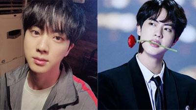 Jin (BTS) trở thành hot trending chỉ nhờ một bức ảnh được chụp sau khi ăn… chân lợn, ai tin anh đã gần 30?