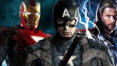 Loạt phim tuyệt vời nhất của MCU chính là bộ ba Captain America