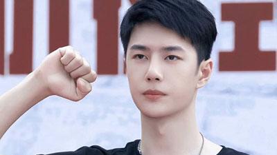 'Băng vũ hỏa' khai máy, Vương Nhất Bác bị chụp trộm vẫn đẹp trai siêu cấp, Trần Hiểu chính thức xuất hiện