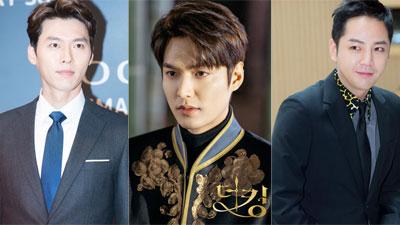 Top 20 nam diễn viên Hàn tháng 5: Hyun Bin đứng nhất, Lee Min Ho theo sau Jang Geun Suk