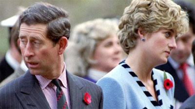 Công nương Diana và Thái tử Charles cùng bật khóc khi ký đơn ly hôn