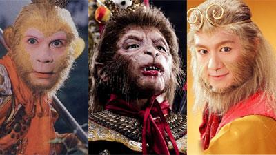 Các phiên bản Tôn Ngộ Không trên màn ảnh: Hoàng Bột xấu nhất, Trần Hạo Dân đẹp trai nhất, Lục Tiểu Linh Đồng khó ai vượt qua