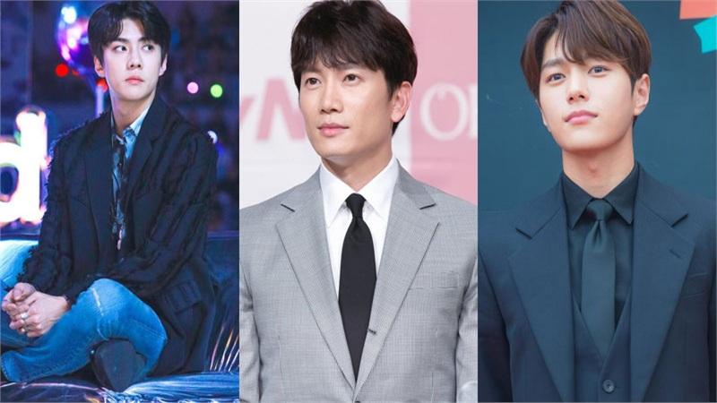 Ji Sung, Sehun (EXO), L (Infinite), Jang Ki Yong và Woo Do Hwan đóng phim mới: Ai được mong chờ nhất?