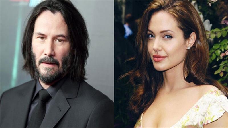 Rầm rộ tin Angelina Jolie hẹn hò tài tử 'Ma Trận', tiếp cận cả mẹ tình mới vì lâu lắm mới mê một người đàn ông đến vậy sau Brad Pitt?