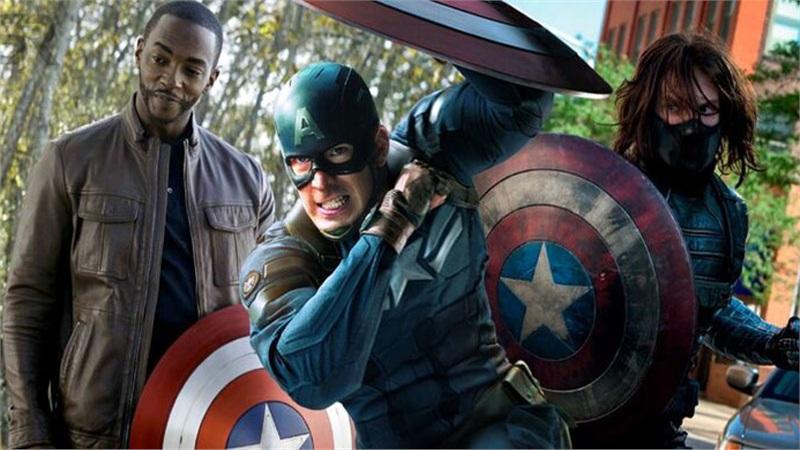 Những nhân vật đã sử dụng chiếc khiên của Captain America trong MCU