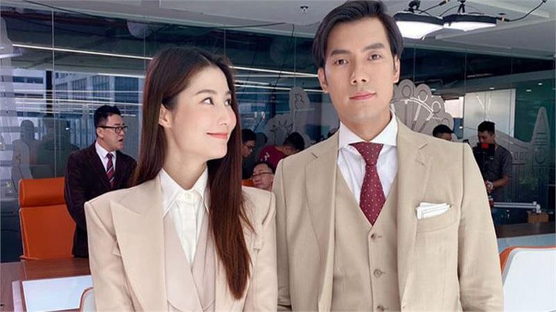 Tình yêu và tham vọng: Lộ ảnh Minh - Linh mặc đồ đôi nhưng dân mạng lại phát hiện ra điểm 'sai sai'