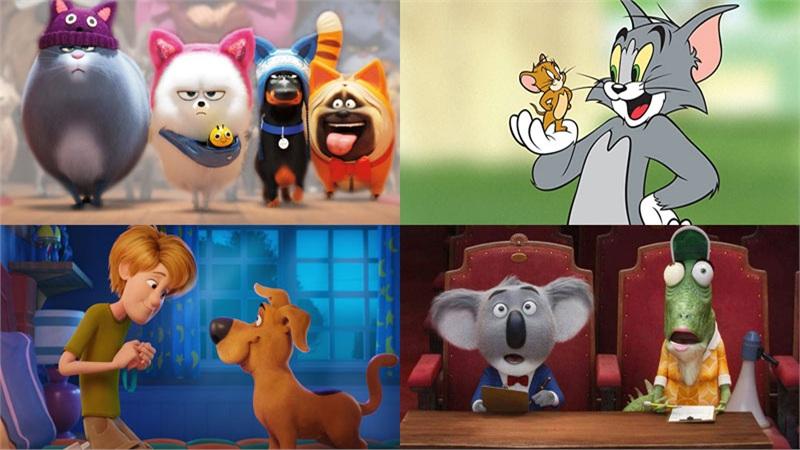 Những bộ phim hoạt hình về 'boss' mà các 'sen' không thể bỏ qua