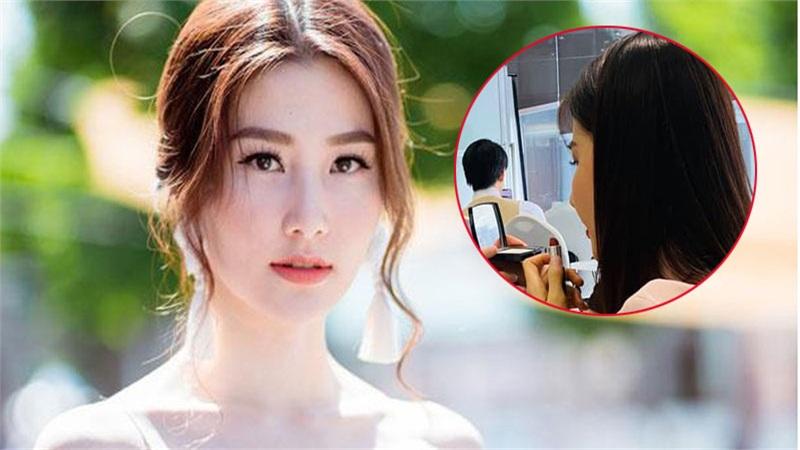 'Tình yêu và tham vọng': Hé lộ bức ảnh cho thấy Linh (Diễm My 9x) sắp lột xác xinh đẹp hơn trong phim?