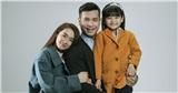 'Song Song'hé lộ hình ảnh gia đình hạnh phúccủa Nhã Phương và Trương Thế Vinh