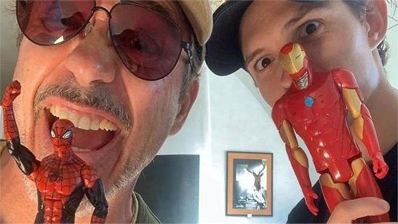 Robert Downey Jr. từng muốn đóng Spider-Man hơn là Iron Man?